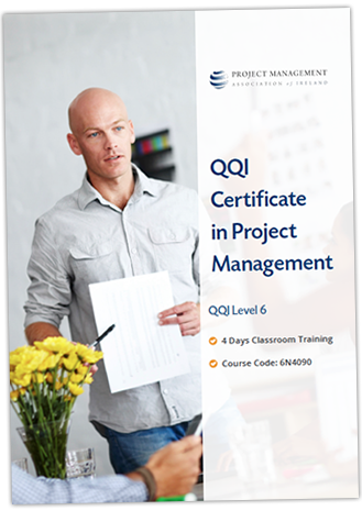 QQI Project Management Course Brochure