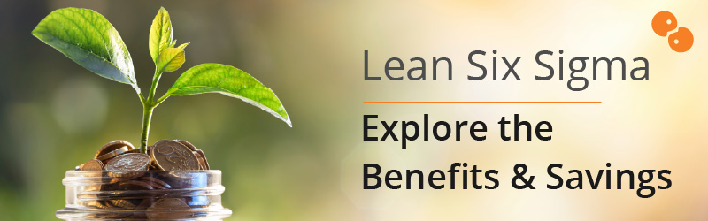 Lean Six Sigma Benefits and Savings