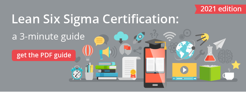 Lean Six Sigma Certification - Everything You Need to Know