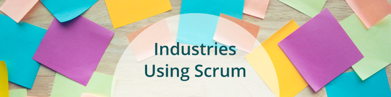 Industries Using Scrum