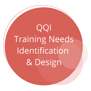 QQI Training Needs Identification and Design