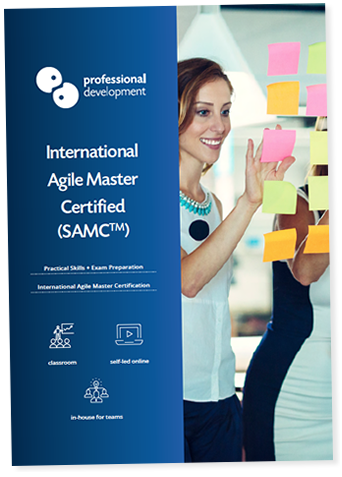 Agile Certified Course Brochure