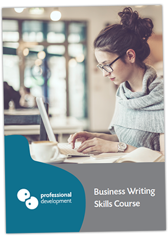 Business writing skills course