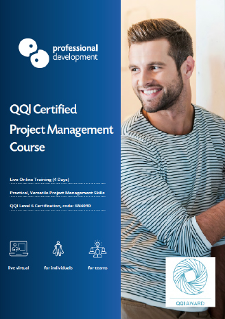Certified Project Management Brochure