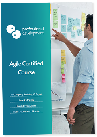 Agile Certified Course In-Company Brochure