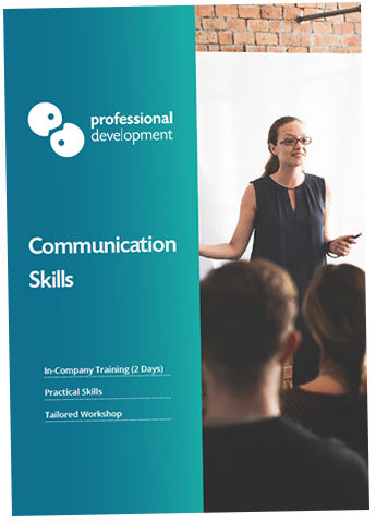 Communication Skills Course In-Company Brochure