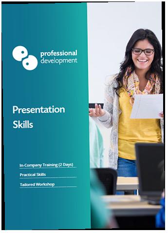 presentation skills training course 2 days dublin