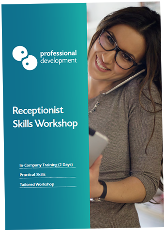 Receptionist Skills Course Brochure