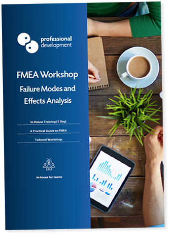 FMEA Workshop Brochure