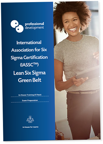 IASSC Lean Six Sigma Green Belt Course Brochure
