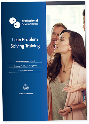 Lean Problem Solving Brochure