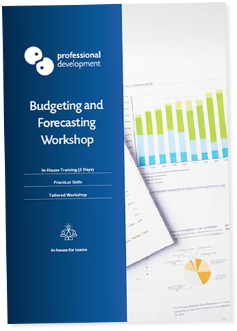 Budgeting and Forecasting Training Course Brochure