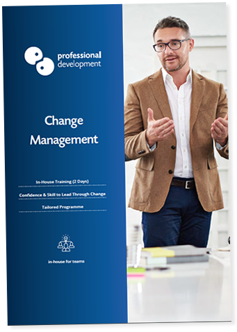 Change Management Course Cork Brochure