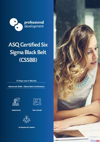 Download our PDF Black Belt Brochure
