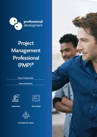 PMP Exam Preparation Course Brochure