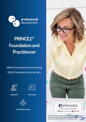 PRINCE2 Foundation and Practitioner Exam Preparation Course Brochure