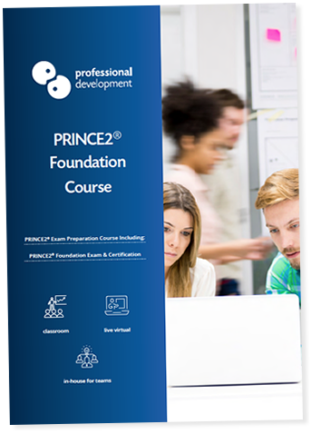 PRINCE2® Foundation Course Brochure