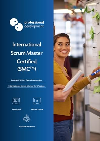 Scrum Master Certified Course Brochure