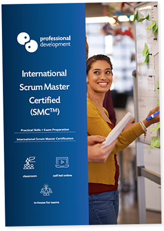 Scrum Master Certified (SMC) Course Brochure