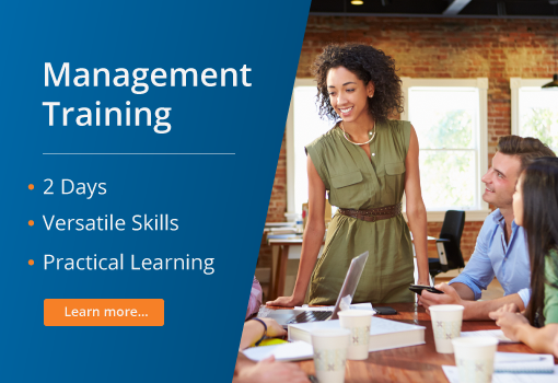 Learn More about Management Training
