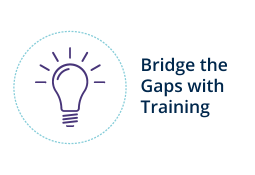 Bridge the Gaps with Training