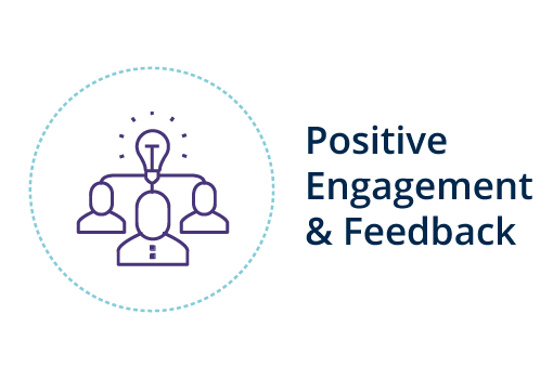 Positive Engagement and Feedback