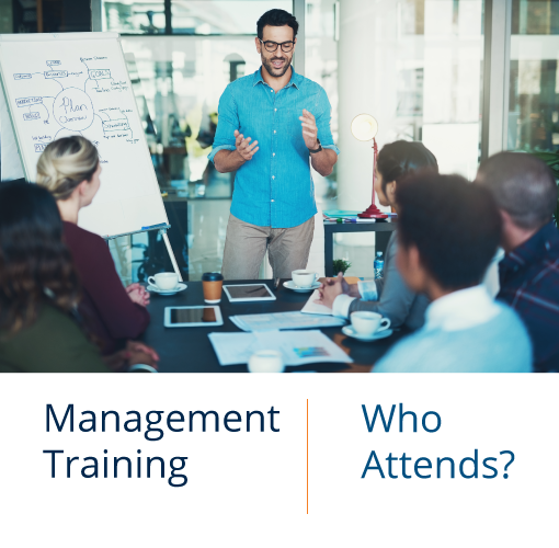 Management Training - Who Attends?