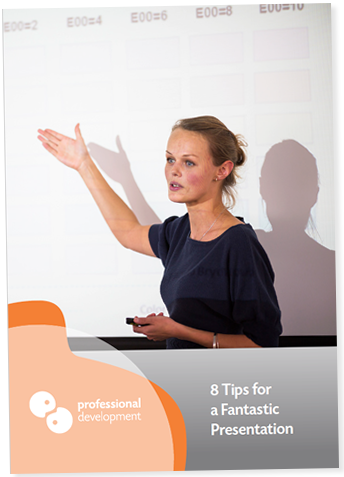 8 Tips For a Fantastic Presentation