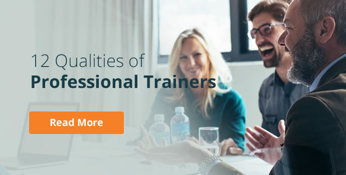 12 Qualities of a Professional Trainer