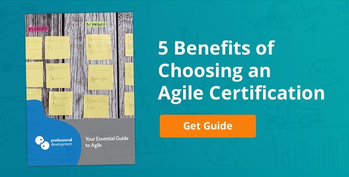 5 Benefits of Choosing an Agile Certification