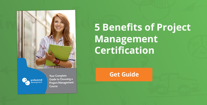 5 Benefits of Project Management Certification