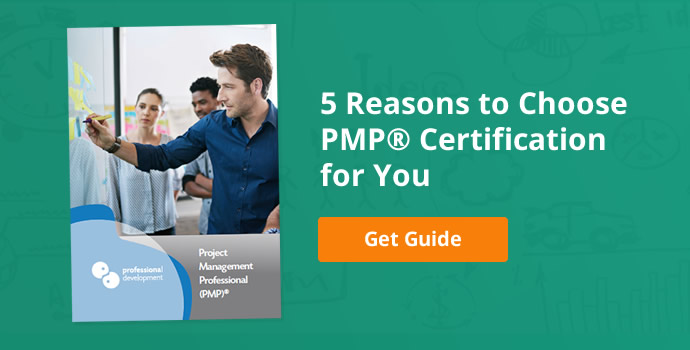 7 Reasons to Choose PMP® Certification