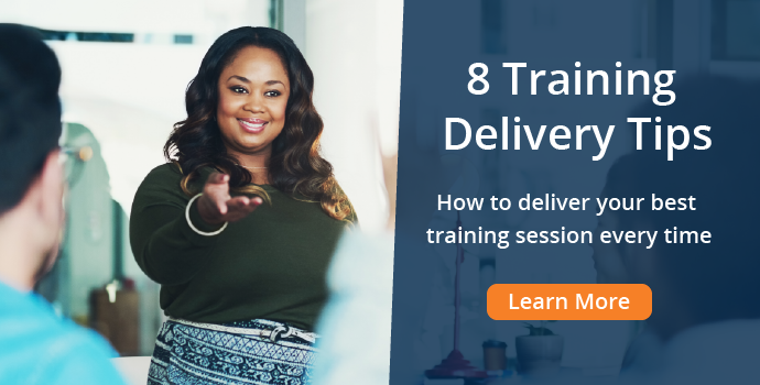 Tips for Trainers: 8 Training Delivery Tips