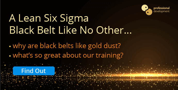 A Black Belt Like No Other