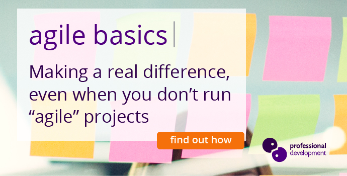 Agile Basics: Making a Real Difference