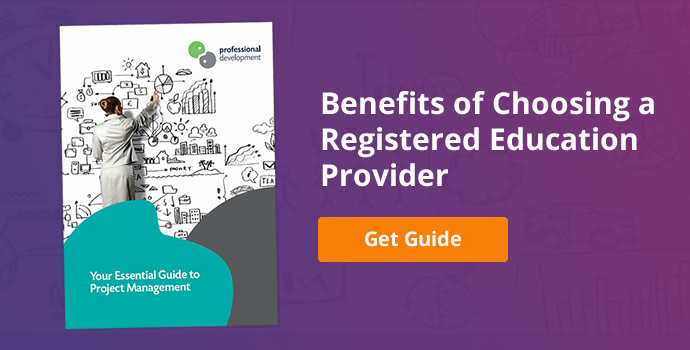 Benefits of Choosing a Registered Education Provider (R.E.P.)