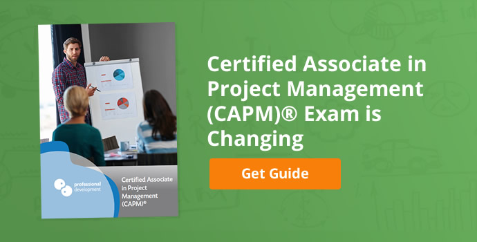 CAPM Exam is Changing in 2018
