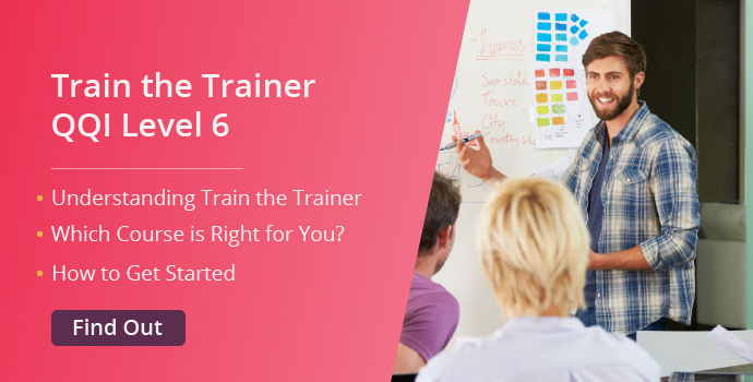 Train The Trainer Courses QQI Level 6