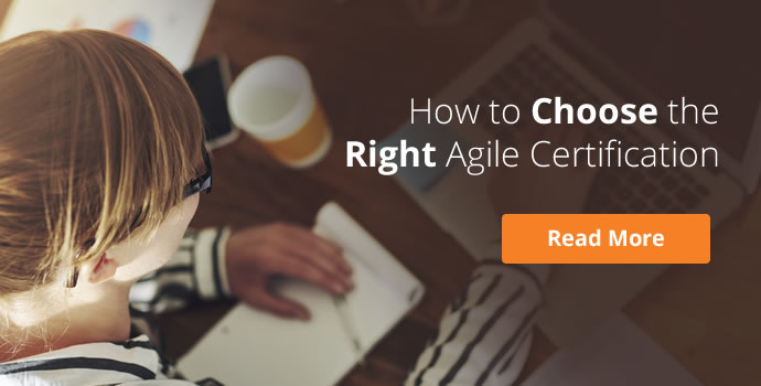 How to Choose the Right Agile Certification
