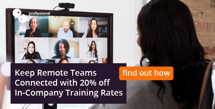 In-Company Training Discounts
