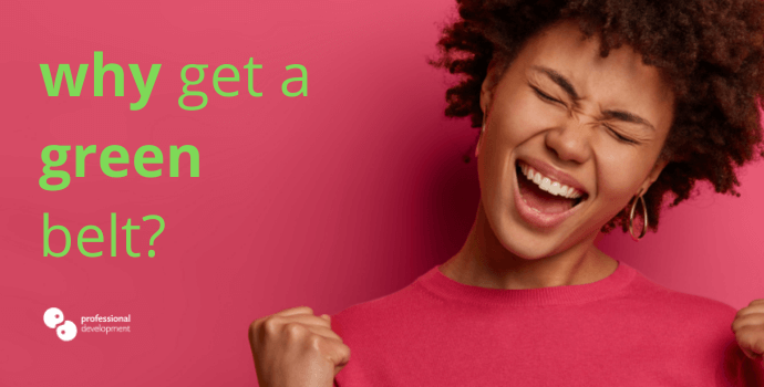 Lean Six Sigma Green Belt Benefits