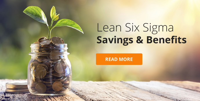 Lean Six Sigma Savings and Benefits