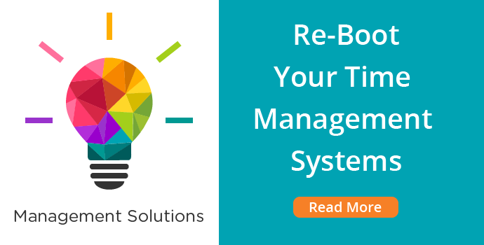 Re-Boot Your Time Management