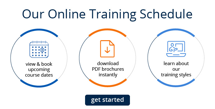 Live Virtual Training Dates & Discounts