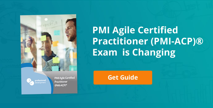PMI-ACP Exam is Changing in 2018