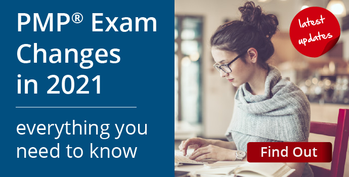 PMP® Exam Changes in 2021