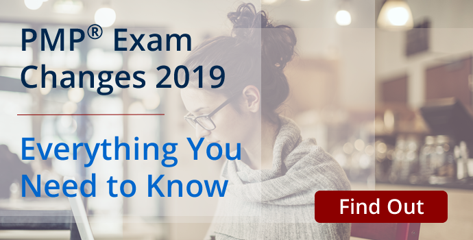 PMP® Exam Changes in 2019