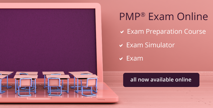 PMP® Exam Online | Your 2-Minute Guide