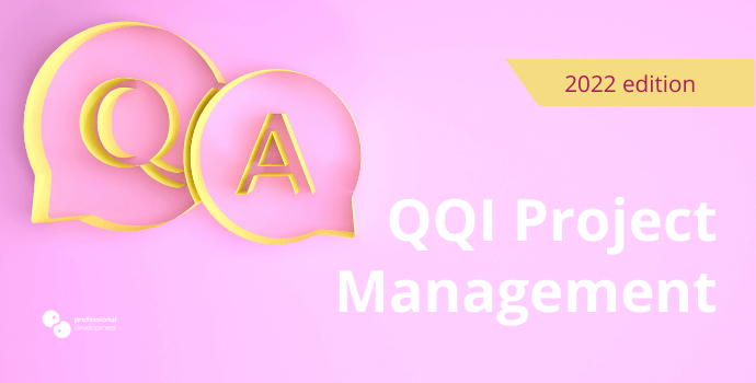 QQI Project Management FAQs