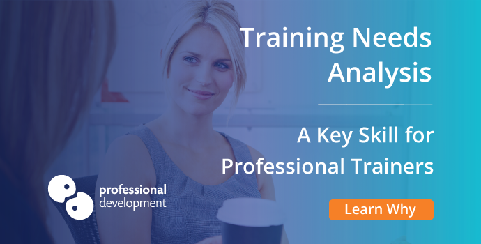 Training Needs Analysis Benefits